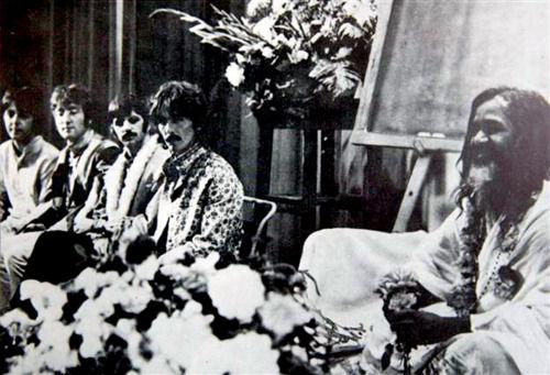 Maharishi and the Beatles
