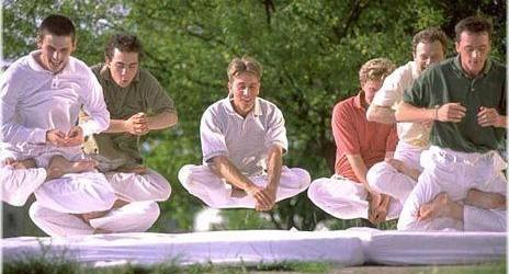 yogic flying